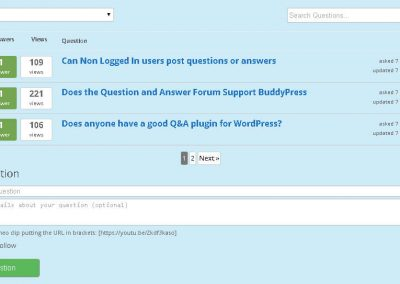 Best WordPress forum plugin – CM Answers by creativeMinds